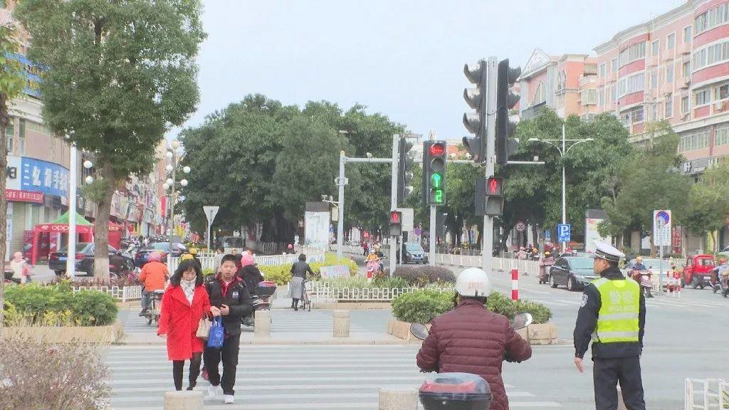 网格化管理,春节交通安全