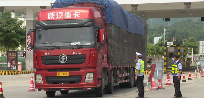 泉港:设置7个交通检疫查验站 阻断疫情传播链